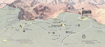 grand canyon maps  npmapscom  just free maps period