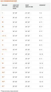 Simms G4z Waders Size Chart Simms Sizing Chart Waders Www Bedowntowndaytona Com