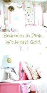 pink and gold girls bedroom ideas – lifelinkz.info