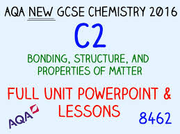 AQA NEW C2 GCSE 2016 - FULL UNIT RESOURCES by adg-tes - Teaching ...