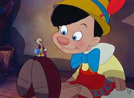 Small Picture Jiminy Cricket and Pinocchio Delightful Disney Pinterest