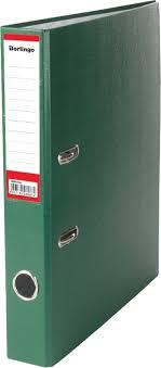 <b>Berlingo Папка</b>-регистратор ширина корешка 50 мм цвет зеленый