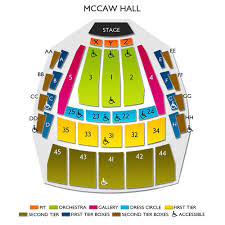 Mccaw Hall Seattle Tickets