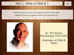 Firo B Firo B Research Paper Example February 2019 2368 Words