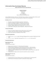 security officer resume sample objective guard top information  cyber