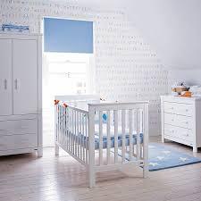 blue nursery furniture. John Lewis Lasko Nursery Furniture, White Blue Furniture