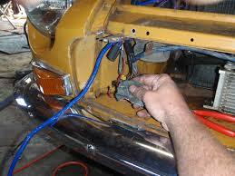 mgb in the garage new wiring harness, vinyl top, alternator, etc mgb wiring harness control box at Mgb Wiring Harness