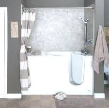 how much does a safe step tub cost walk in tub cost safe step safe step