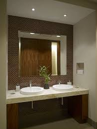 Small Picture Executive restroom Great design and use of space Clear space