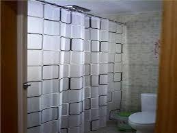 15 Elegant Bathroom Shower Curtain Ideas Home And Gardening Ideas
