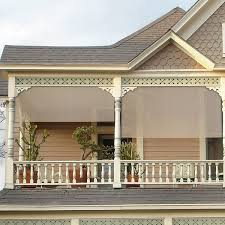 roll up patio blinds lovely roll up shade outdoor window patio blind exterior sun deck porch