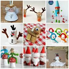 Christmas Cork Craft Ideas