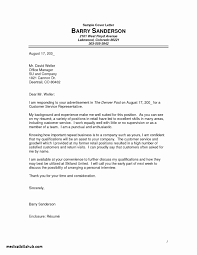 Cover Letter Examples For Students With No Experience Professional