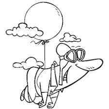 Our coloring pages are free and classified by theme, simply choose and print your drawing to color for hours! Top 10 Free Printable Balloon Coloring Pages Online