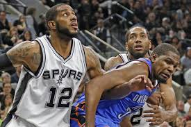 Both sides agree for big man to work on 'opportunities elsewhere.' San Antonio Spurs Must Stop Beating Themselves To Salvage Series Vs Okc Thunder Bleacher Report Latest News Videos And Highlights