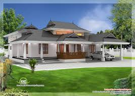 home architecture traditional single y ed naalettu for kerala model house plan