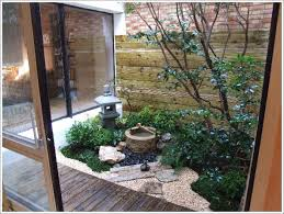 Small Picture Japanese Style Garden Interior Design with Small Pond Home