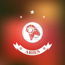 Fototapeta Beran Znamení Horoskop Tetování Vinobraní Odznak