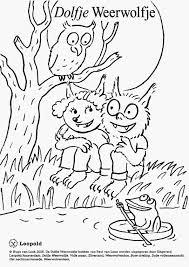 Dolfje Weerwolfje Boek Foto Gruwelijk Eng In Kinderboekenweek 2017