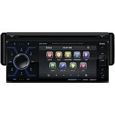 boss audio bv7464b in dash single din 4 6 inch detachable boss audio bv7464b in dash single din 4 6 inch detachable touchscreen dvd cd usb sd mp4 mp3 player receiver bluetooth streaming bluetooth hands