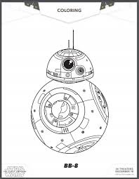 Small Picture Free STAR WARS THE FORCE AWAKENS Coloring Pages and Activity