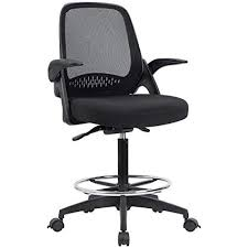 standing office chair. Contemporary Chair Devoko Office Drafting Chair With Lockable Wheel Executive Computer Standing  Desk Reception Tall In R