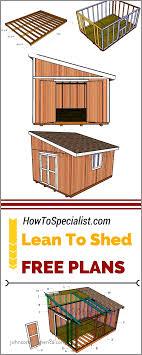 slant roof dog house plans lovely diy modern shed project