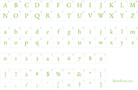 Download Garamond Download Free Font Eb Garamond