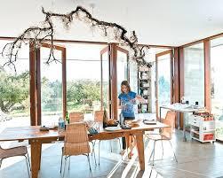 decoration tree branch chandelier contemporary diy shadow