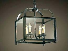 glass lantern chandelier chandeliers large picturesque foyer