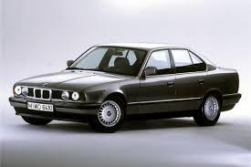 BMW 5 Series 1983 bmw 5 series : BMW 5-Series (E34) - Classic Car Review   Honest John
