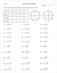 65 Cogent Pie Circle Chart Trig