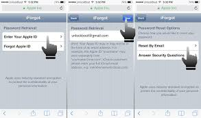 Forgot Apple ID Password How to Reset Apple ID and Apple Password