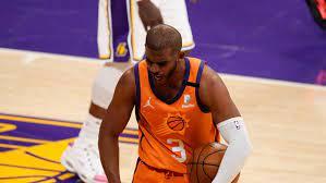 Chris Paul stays with Phoenix Suns on ...