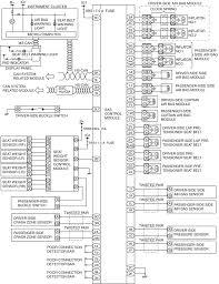 air bag system wiring diagram symptom troubleshooting