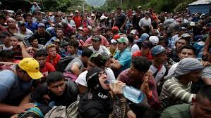 Image result for honduran caravan