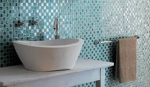 Glass Tile Bathroom Designs Awesome Decorating