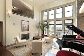 formal living room ideas with piano. Decorating A Yellow Living Room With Black Panio Rooms Soaring Story Cathedral Ceilings Formal Ideas Piano