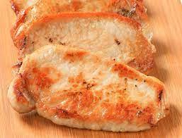 pan fried boneless pork chops make