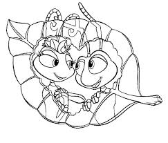 Small Picture 22 best a bugs life coloring pages images on Pinterest A bugs