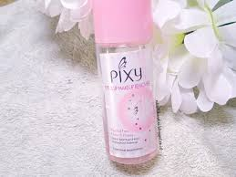 cilla the rainbow days review pixy makeup remover