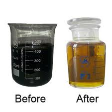 china oil recycling oil purifier