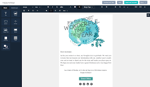 Email Newsletter Templates Zoho Campaigns