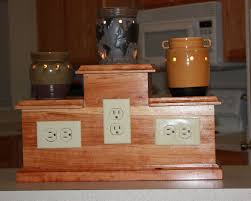 Scentsy Display Stand January 100 April's Smell Goods 14