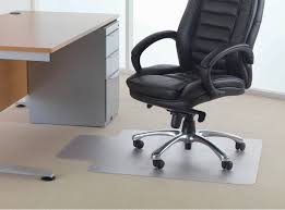 accessories amazing grey polycarbonate mat for office chair black leather executive office chair chrome office chair