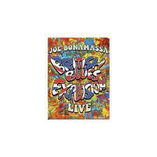 <b>Joe Bonamassa</b> - <b>British</b> Blues Explosion Live - DVD   London Drugs