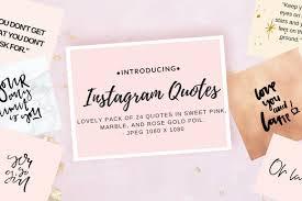 Instagram Quotes Pack
