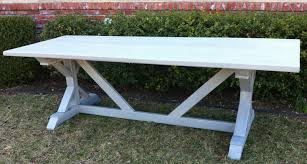 rustic outdoor dining table. Outdoor Dining Table Plans Full Size Rustic