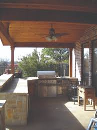 Rustic Outdoor Kitchen Rustic Outdoor Kitchen Design Archadeck Outdoor Living