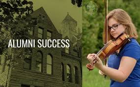 Whether violin or fiddle … her talent is 'royal'